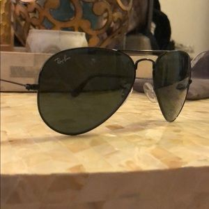 Aviator Ray-Bans